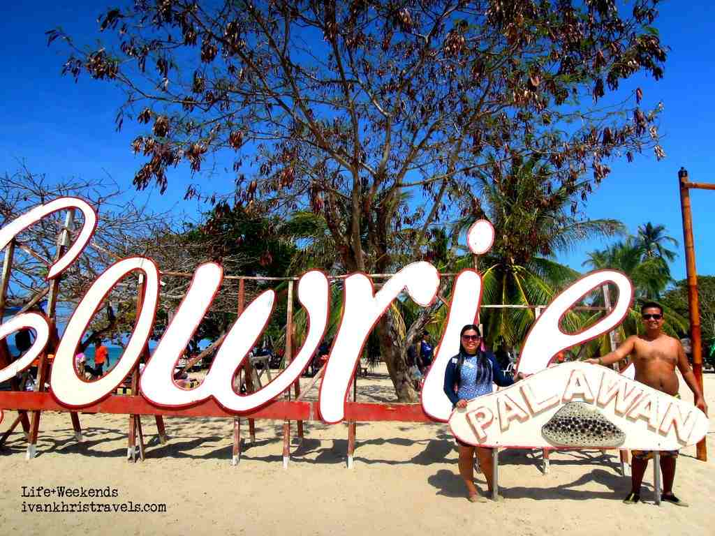 Honda Bay Island Hopping Tour Cowrie Island