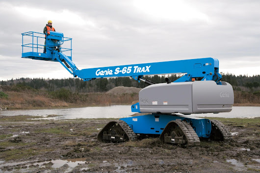 Boom lift suitable for use in confined spaces – Sales and Rental Support