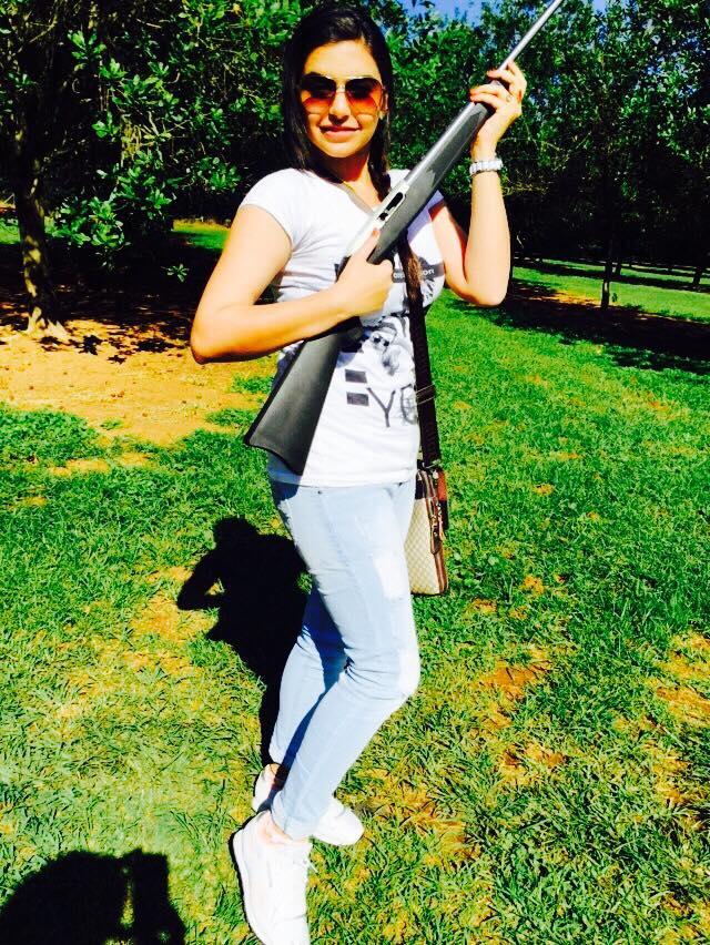Punjabi Girl With Gun Hd Wallpaper Nisha Bano Punjabi Actress Hd Wallpaper Beautiful Picture