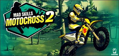 Mad Skills Motocross 2 v2.5.9 Apk MOD