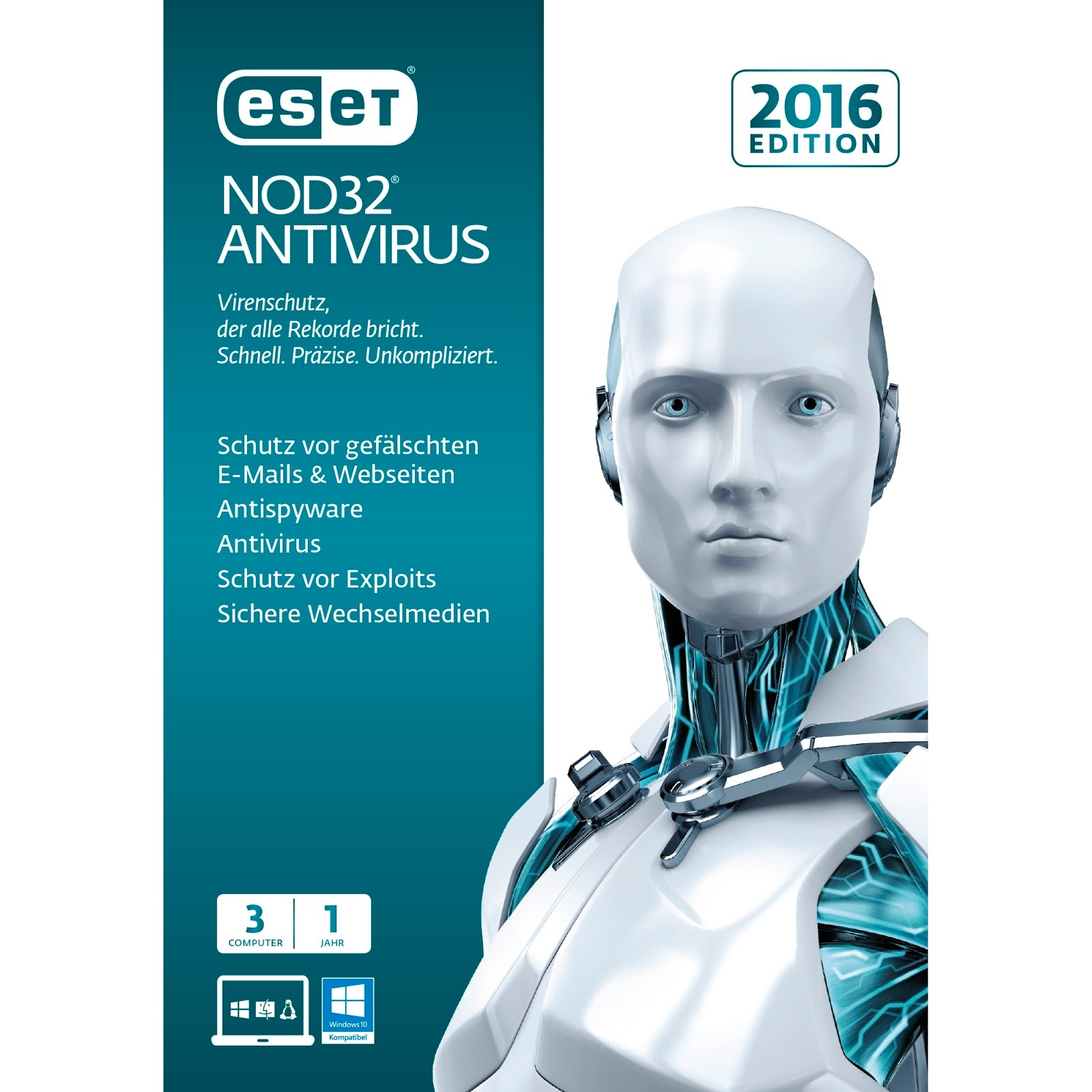 eset nod antivirus key