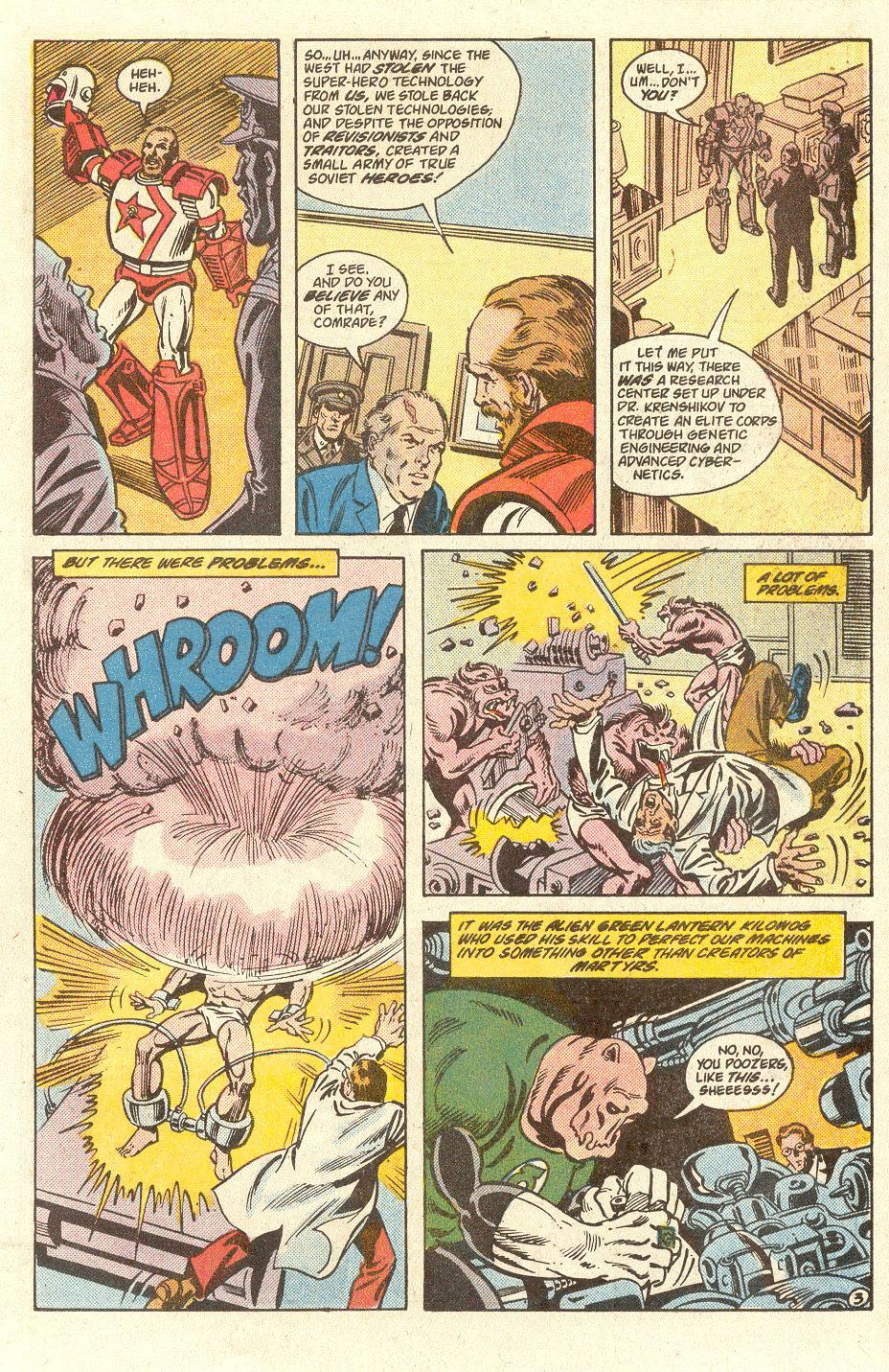 Read online Secret Origins (1986) comic -  Issue #34 - 23