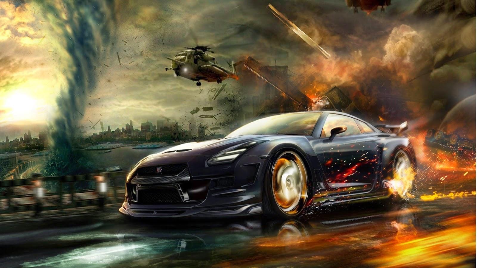 Coole Auto Spiele