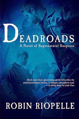 Interview with Robin Riopelle, author of Deadroads - April 24, 2014
