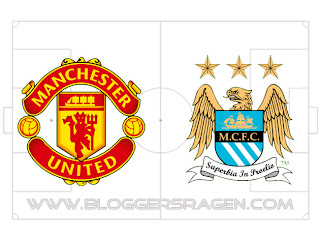 Pertandingan Manchester City vs Manchester United