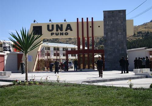 Universidad Nacional del Altiplano - UNA