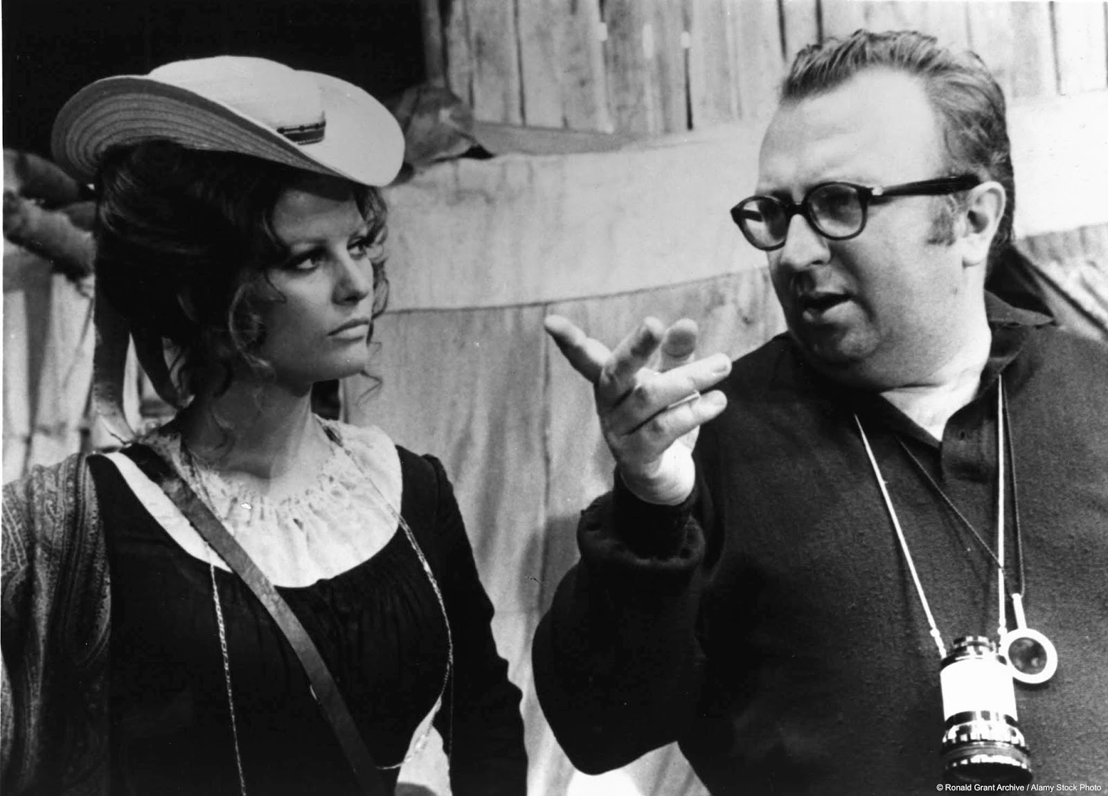 Arte Replay Cinema Replay Sergio Leone Portrait Inédit Sur Arte Avec Claudia