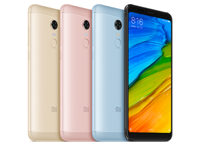 Not long agone Xiaomi i time again shook the Indonesian smartphone marketplace position Review as well as Specification Xiaomi Redmi five Plus