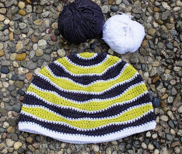 crohet hat