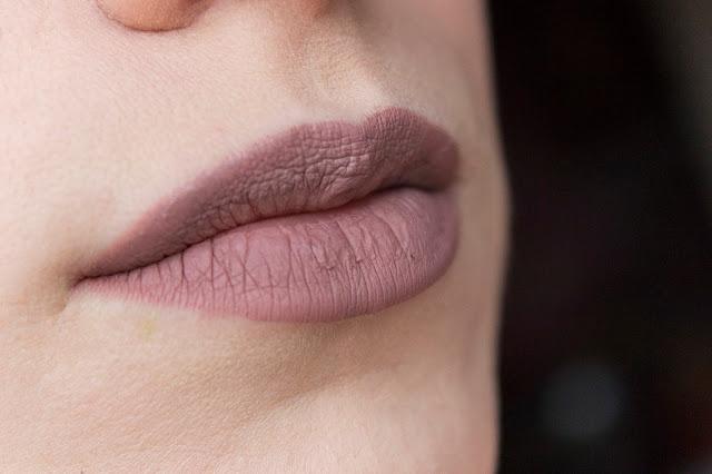 Lime Crime Liquid Matte Lipstick Velvetines Cashmere