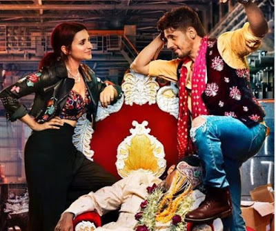 Jabariya Jodi First Look Poster