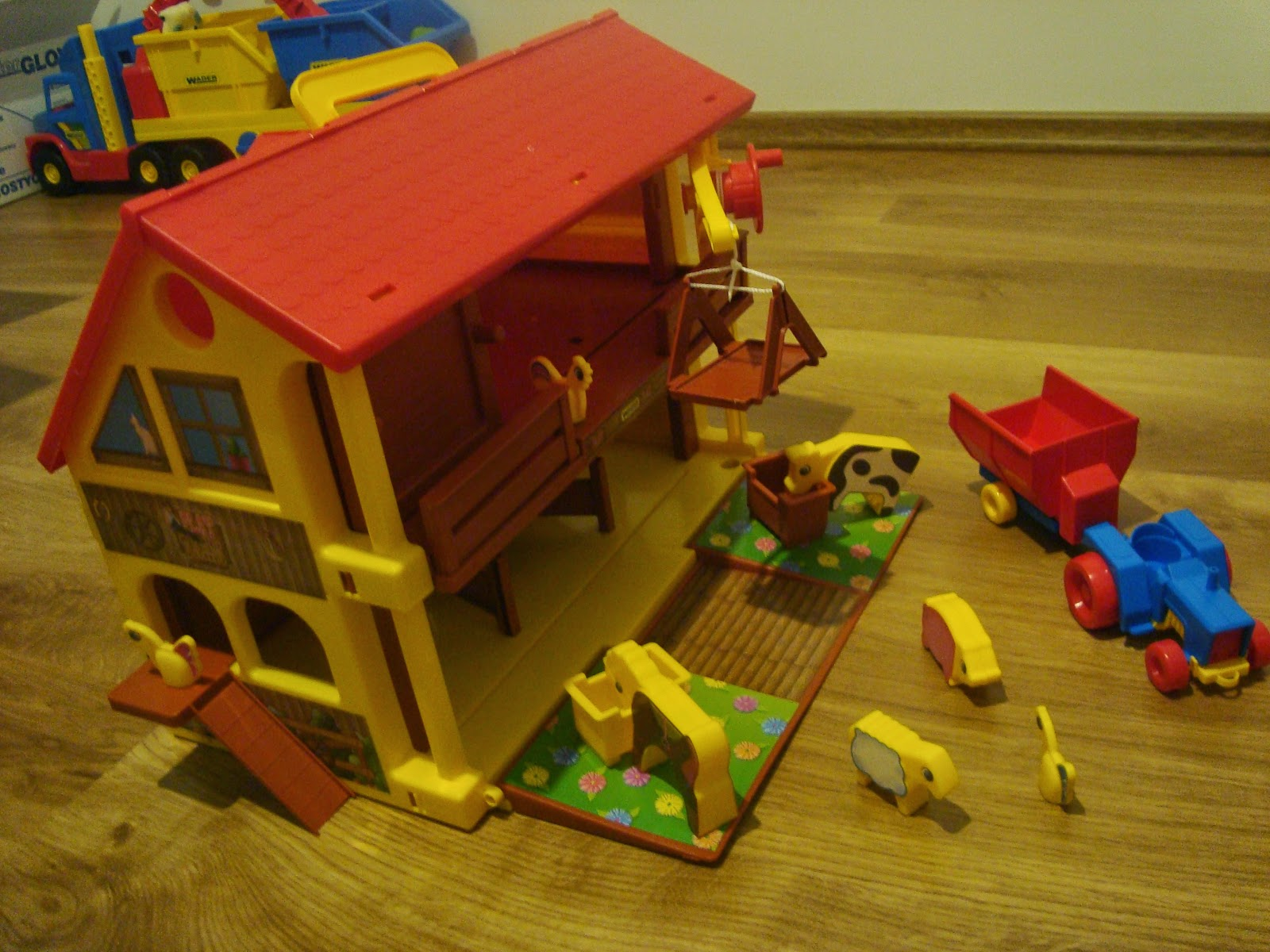 Farma Play House Wader