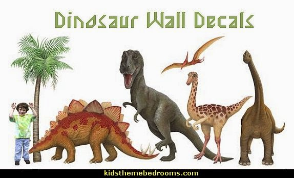 dinosaur wall decals   dinosaur theme bedrooms - dinosaur decor - decorating bedrooms dinosaur theme - dinosaur room decor - dinosaur wall murals - dinosaur wall decals - life size dinosaur props - dinosaur duvet