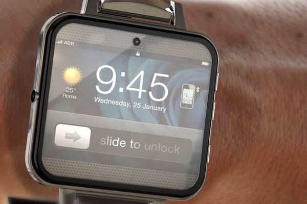 iWatch2 by Antonio DeRosa of DR Studios