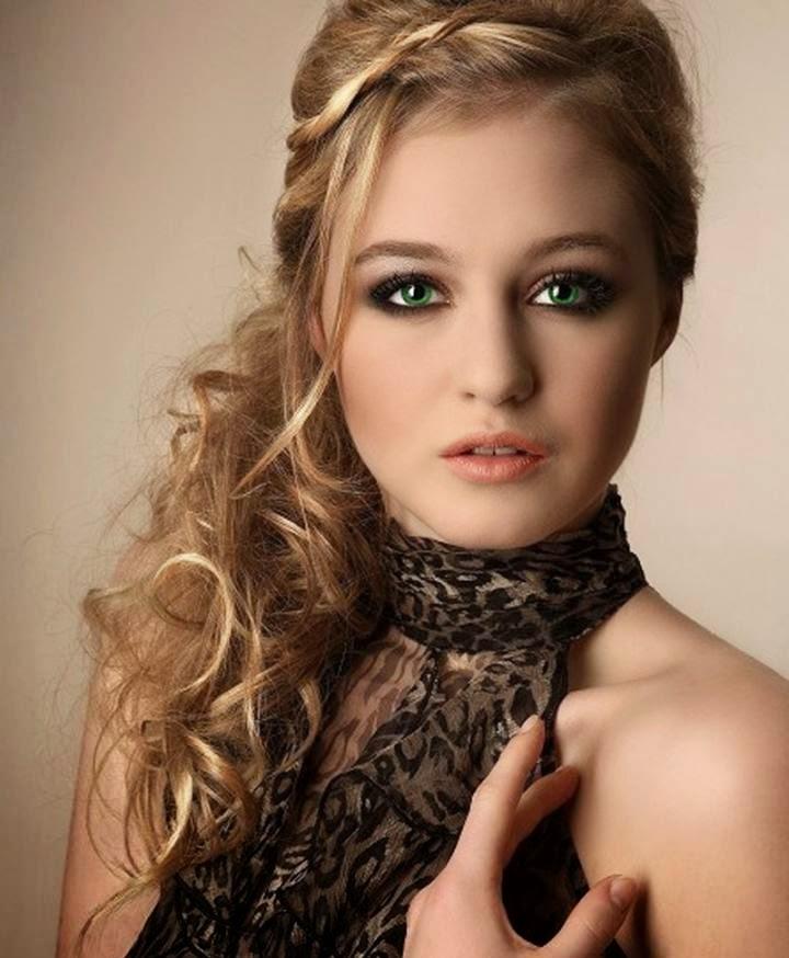 Model Rambut Panjang Ikal: Model Tatanan Rambut Untuk ...