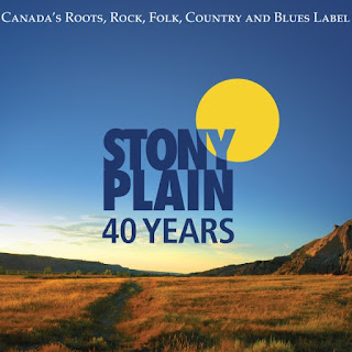 40 Years of Stony Plain