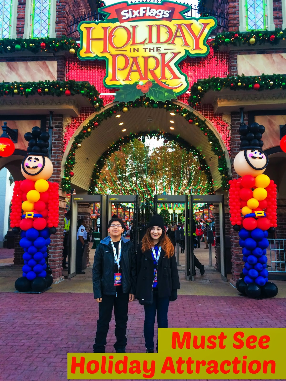 10 reasons to visit holiday in the park at six flags over