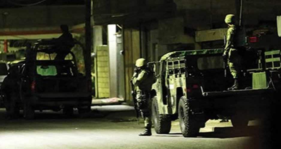 Enfrentamiento entre marinos y huachicoleros deja un ejecutado en Palmar