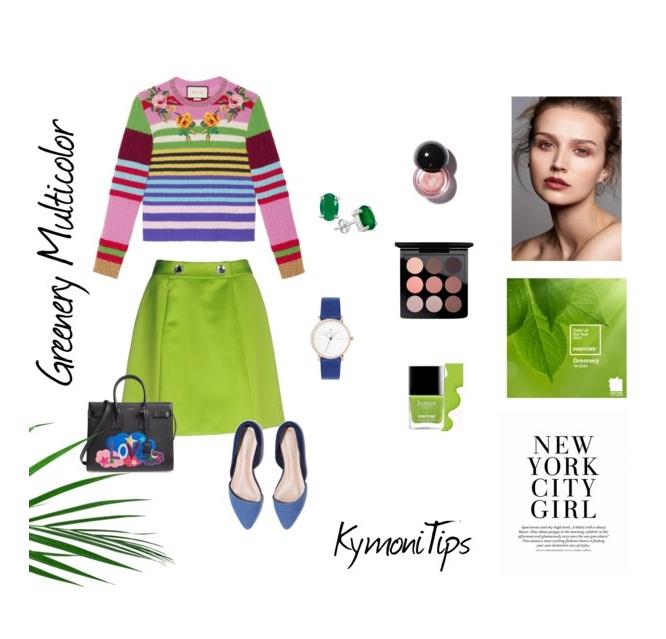 0e31be2c21 Guía práctica para vestir de Greenery o Verde Esperanza! - Kymoni ...