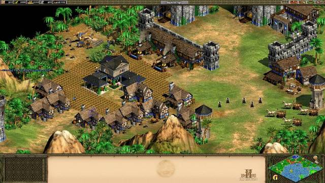 Age of Empires 2 HD Free Download PC Gameplay