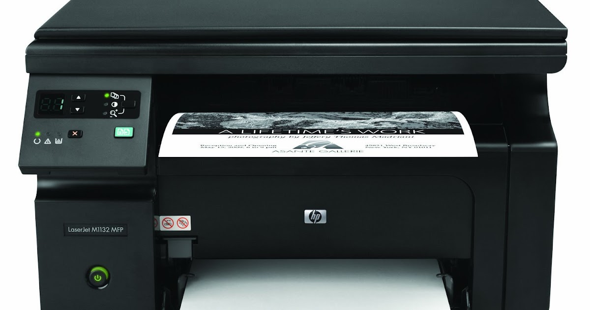 драйвер для сканера для hp m1132 mfp