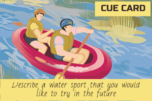 Describe a water sport that you would like to try in the future