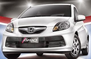 Honda Brio Harga dan Spesifikasinya
