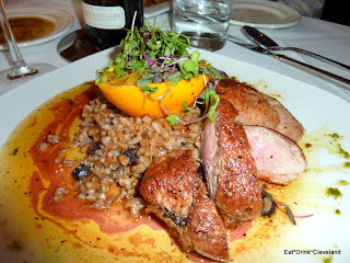 duck, Michaelangelo's, Cleveland, Little Italy