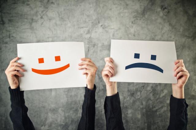 Benarkah Pikiran Kita Lebih Mudah Terjebak Dalam Kondisi Negatif Ketimbang Kondisi Positif?