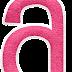 Alfabeto Texturizado de Colores.