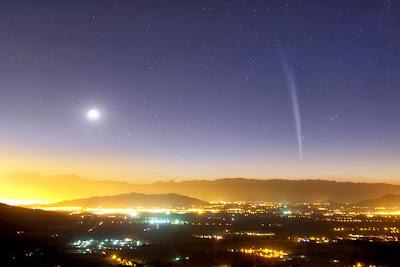 Mindenkit átvert az ISON-üstökös