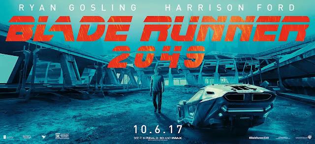 posterul filmului blade runner 2049