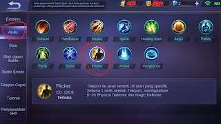 Hero Baru Harith si Mage gesit sakit Build Prep Gear Item Mobile Legends
