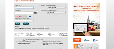 Membuat Rekening BNI Online