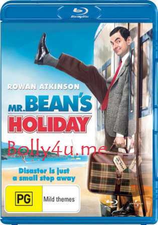 Mr Beans Holiday 2007 BRRip 300MB Hindi Dual Audio 480p ESub Watch Online Full Movie Download bolly4u