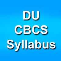 Choice Based Credit System changed  Syllabus