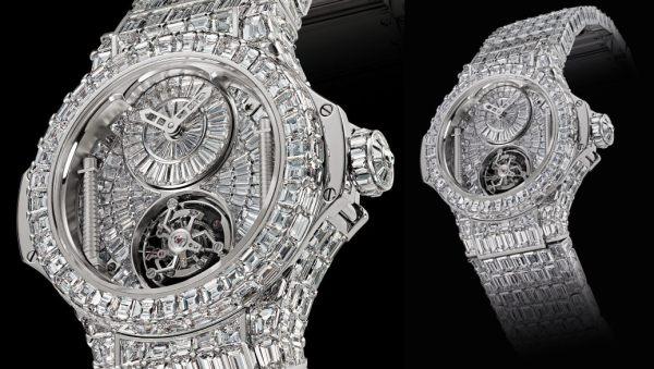 a7aab8000e4 Hublot s Big Bang watchwatch