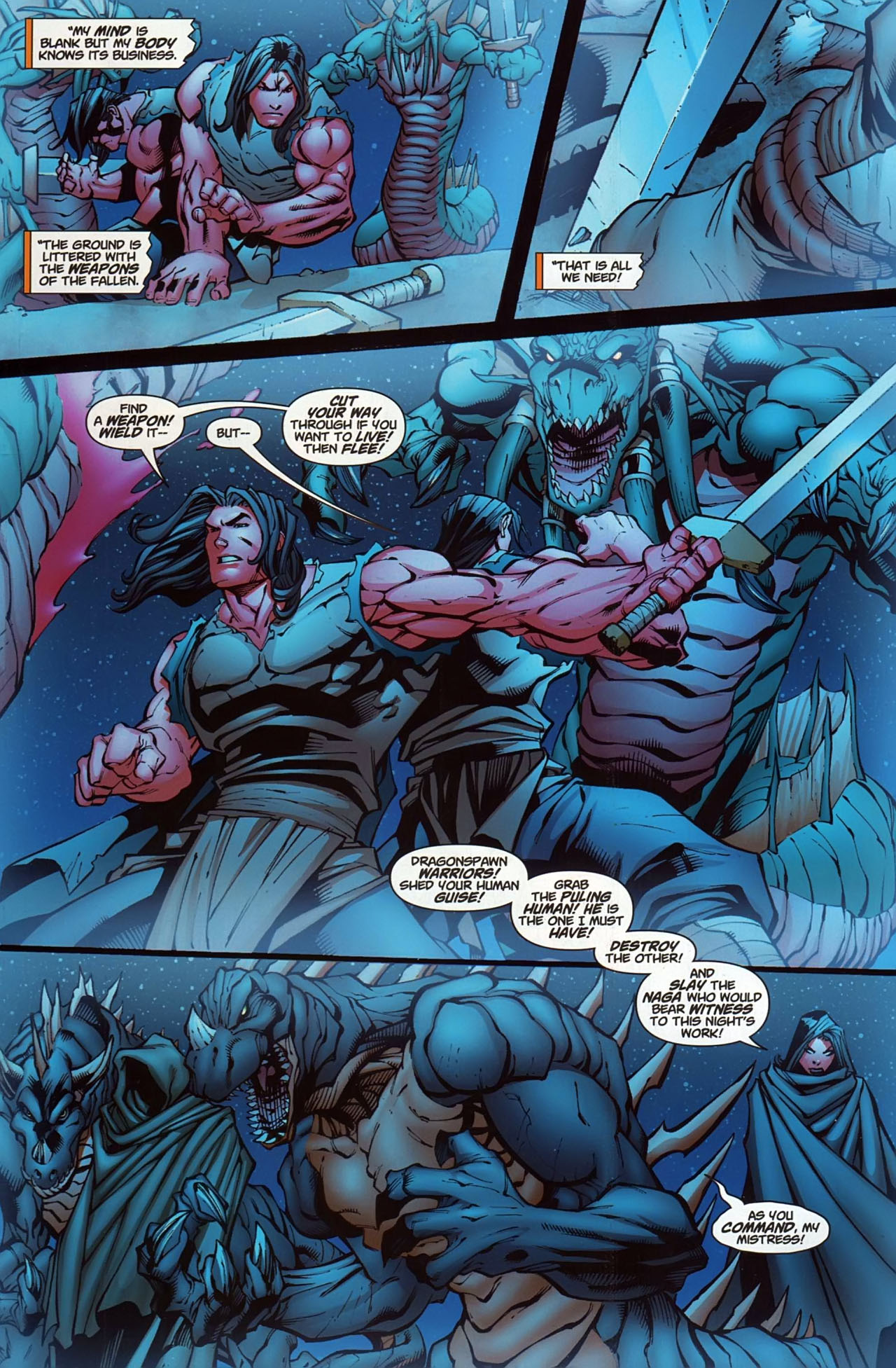 Read online World of Warcraft comic -  Issue #13 - 18