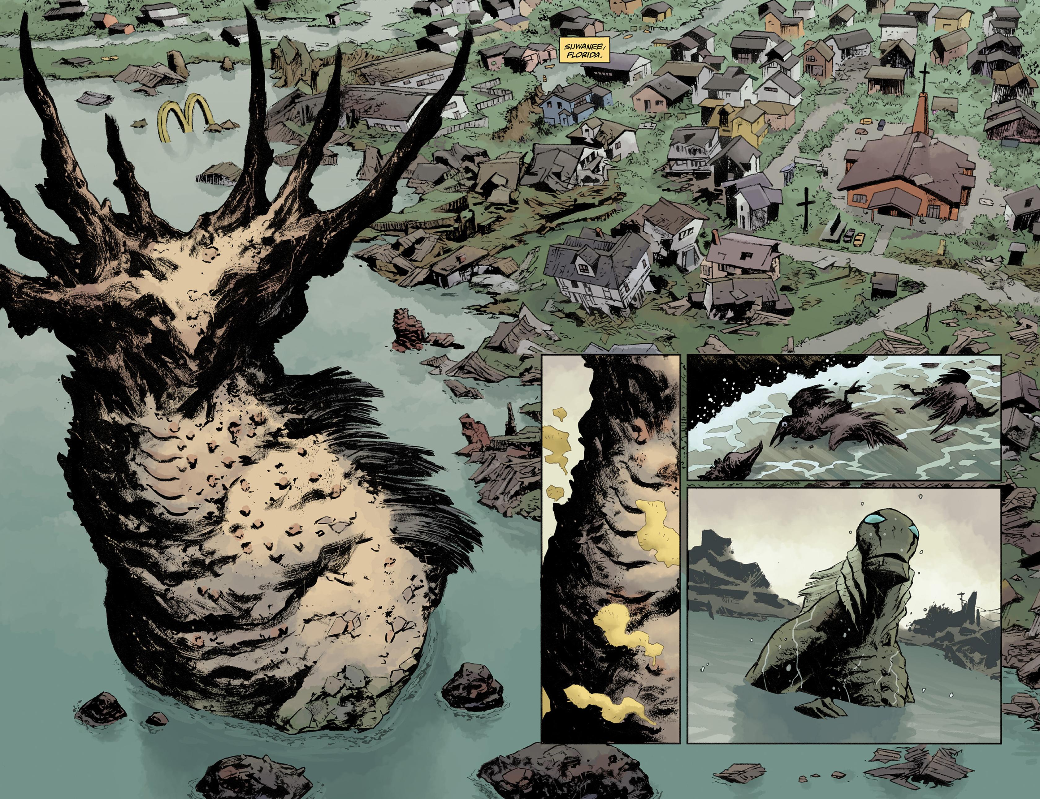 Read online Abe Sapien comic -  Issue #24 - 8