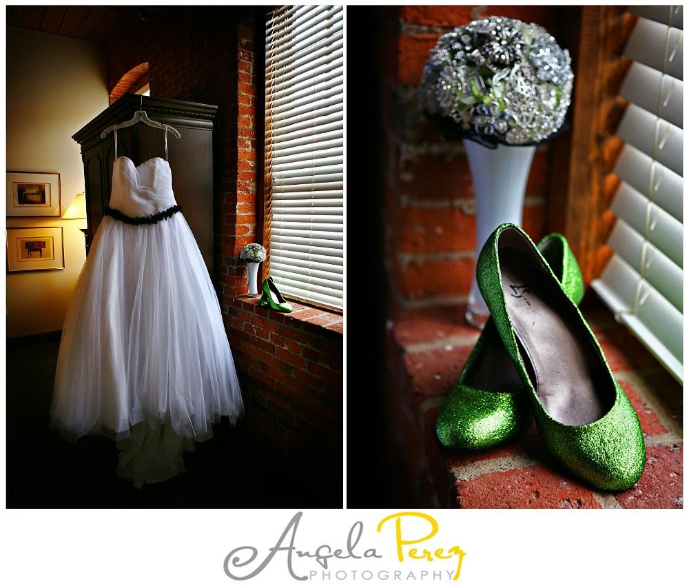 The Vintage Wedding At Cork Factory: Angela Perez Photography: Katelyn & Trenton's Wedding