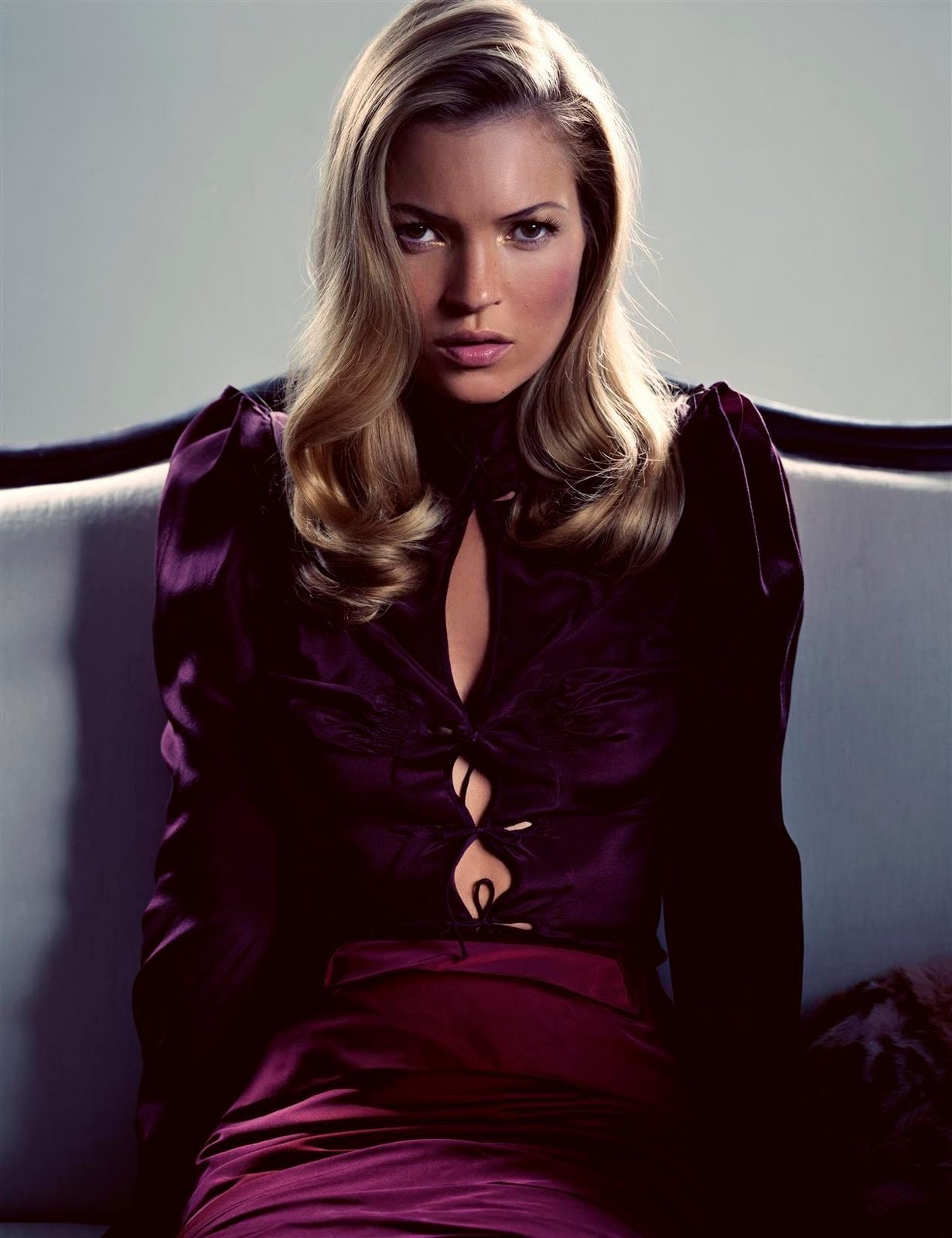 Kate Moss Is The Queen Of Cool On 37th Vogue Uk Cover: Lorna Looks Back: Kate Moss