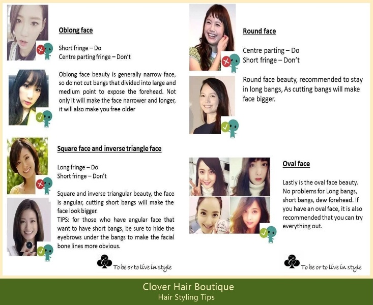 singapore beauty salons clover hair boutique styling tips