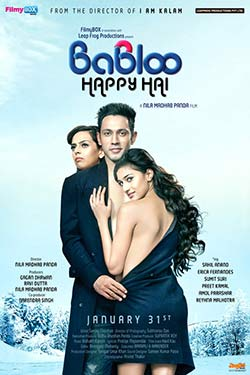 Babloo Happy Hai 2014 Full 300MB Hindi DVDRip 480p at movies500.site