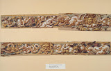 Decorative Frieze by Jacob Jordaens - Architecture, Interiors drawings from Hermitage Museum