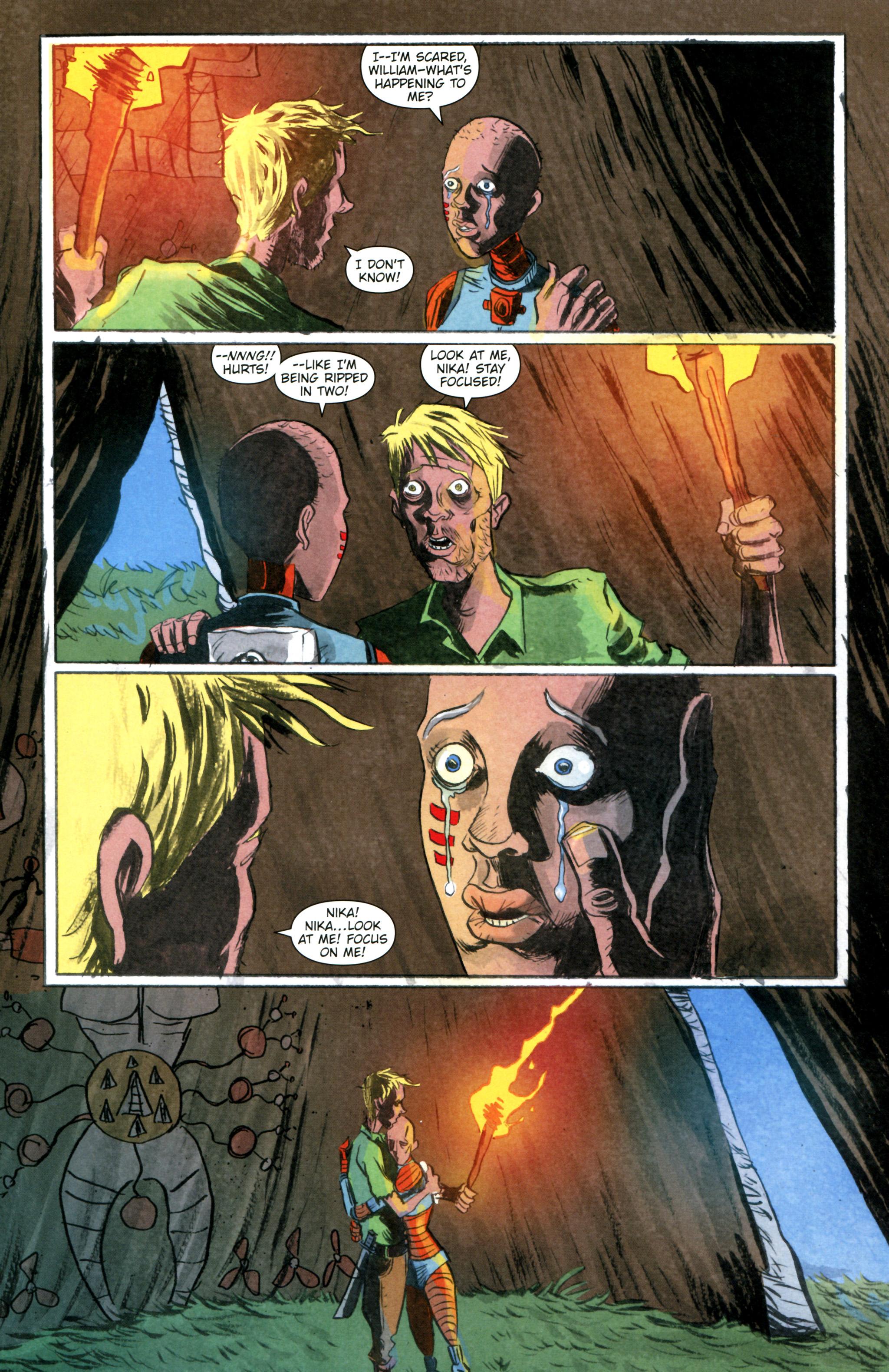 Read online Trillium comic -  Issue #4 - 16