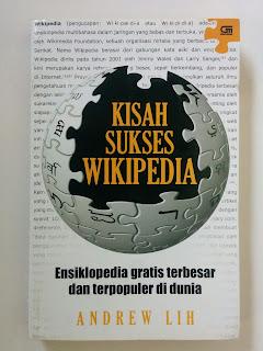 Buku Bekas Kisah Sukses Wikipedia