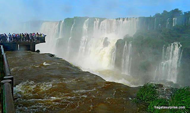 Cataratas do Iguaçu - Foz do Iguaçu - Brasil