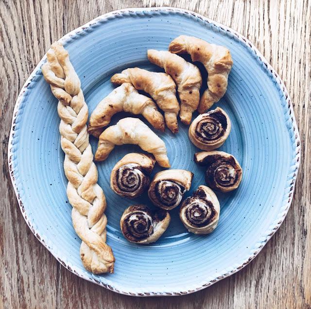 Vegan Croissants and Cinnamon rolls recipes