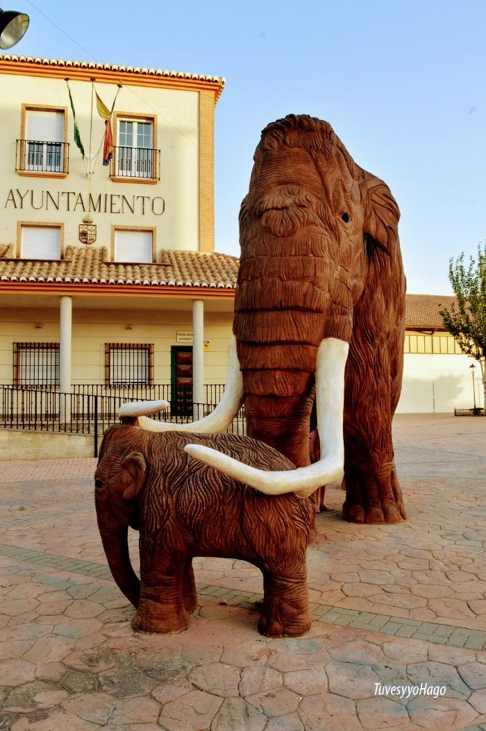 Mamut Padul - A una hora de Granada - TuvesyyoHago