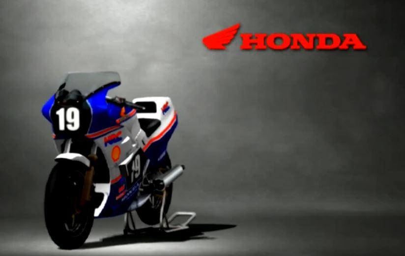 Honda NS400R Racing Modify 1985